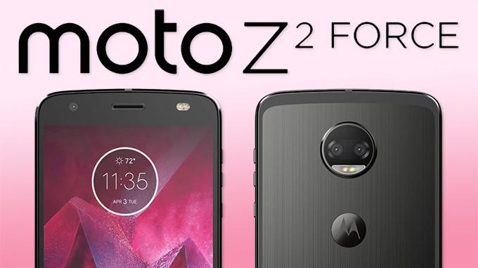 móviles android-moto-Z2-fuerza