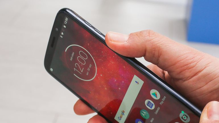móviles android-moto-Z3-play