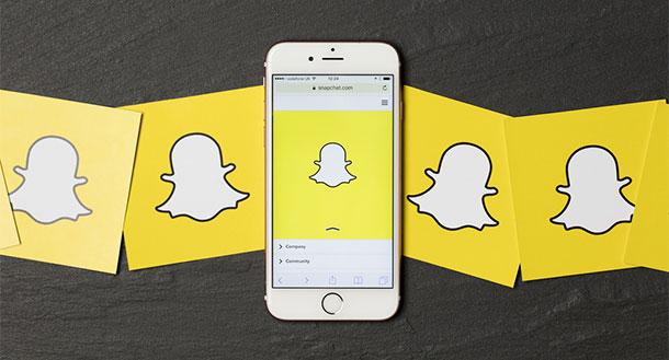 mejores-aplicaciones-crear-video-vertical de Snapchat