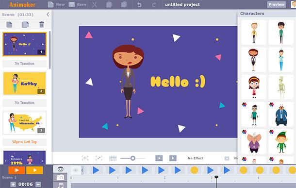 mejores-aplicaciones-crear-video-vertical animaker
