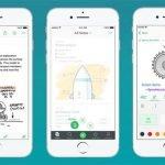 de aplicación a los diseñadores-iphone-Evernote