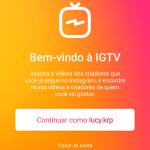 aplicación del igtv