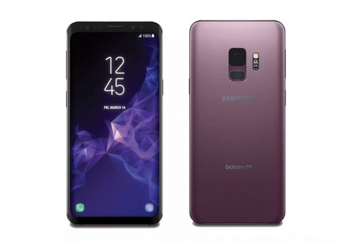 -Celular androide-galaxy-s9